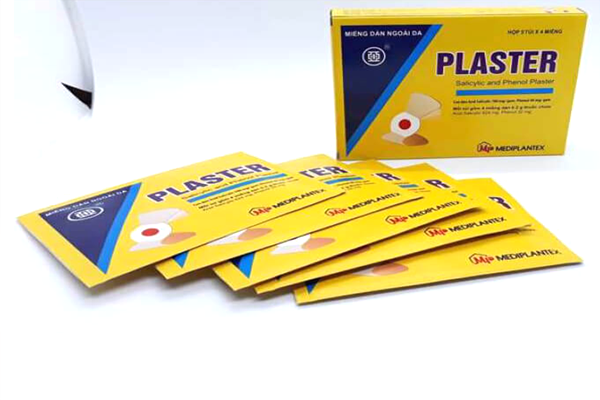 Miếng dán Plaster siêu hiệu quả