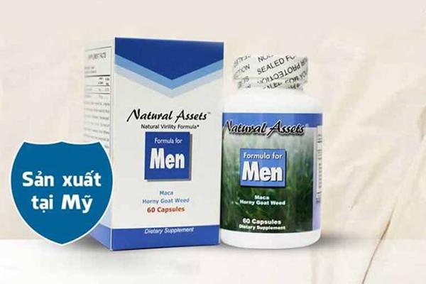 Thuốc cường dương Formula for men