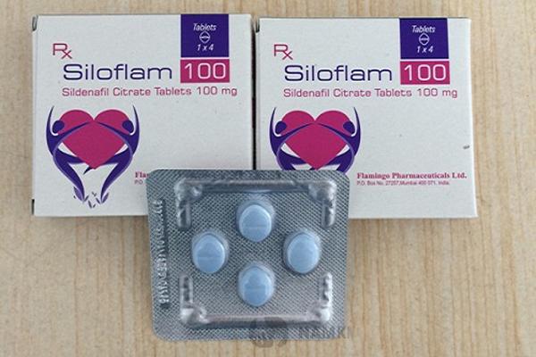 Thuốc cường dương Siloflam